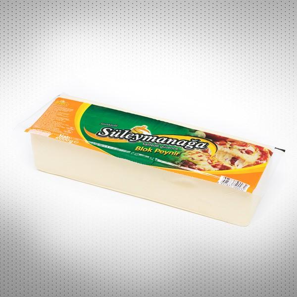 Süleymanağa Taze Blok Peyniri 2000gr